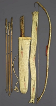 Native American Weapons: Bows and Arrows, Spears, Tomahawks, War ...