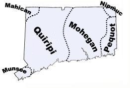Connecticut Indian Tribes and Languages