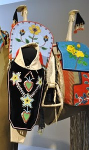 Native American Cradleboards Papoose Cradles And Other