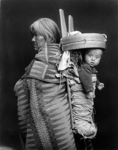 520cc23a2d8 Native American Cradleboards  Papoose Cradles and other American ...