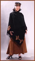 Native American Clothing: Dance regalia, buckskin dresses