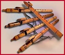 Native American Flutes: Southwest and Plains Indian flute