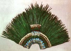 Native American Headdresses: Feather and Horned Warbonnets