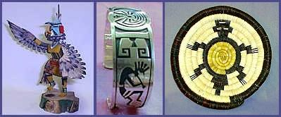 Native american art first nations inuit and american for Southwest arts and crafts