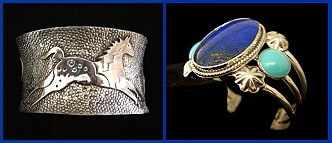 Southwest Indian Art: Jewelry, pottery, baskets, rugs, and
