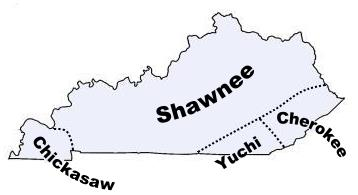 Kentucky Indian Tribes and Languages