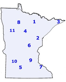 American Indian Reservations In Minnesota