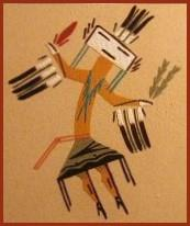 native american paintings and prints