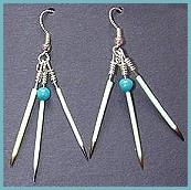 Native American Porcupine Quillwork