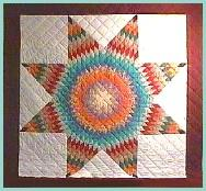Beautiful Pollyu0027s Star Quilts