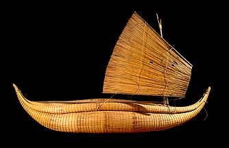 Native American Boats: Bull-Boats, Rafts, and American