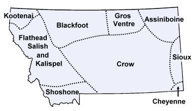 Montana Indian Tribes and Languages