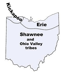Ohio Indian Tribes and Languages
