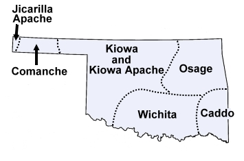 Oklahoma Indian Tribes and Languages