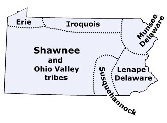 Pennsylvania Indian Tribes and Languages