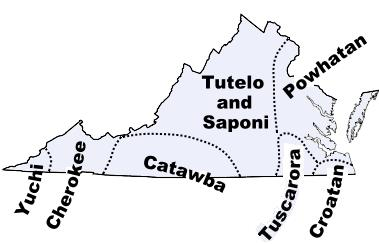 Virginia Indian Tribes and Languages