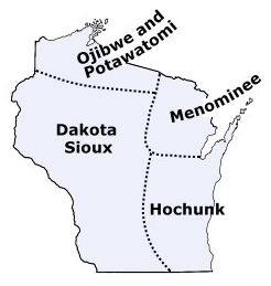 Wisconsin Indian Tribes And Languages