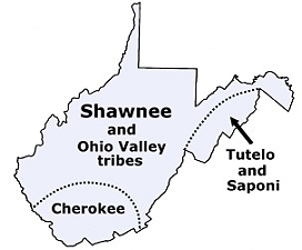 West Virginia Indian Tribes And Languages